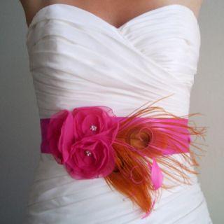 Get pink. From hotpinkbrides