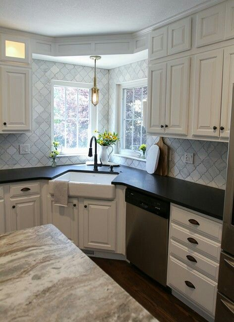 Pin by Sarah Finn-Sommerfeld on kitchen | Kitchen sink ...