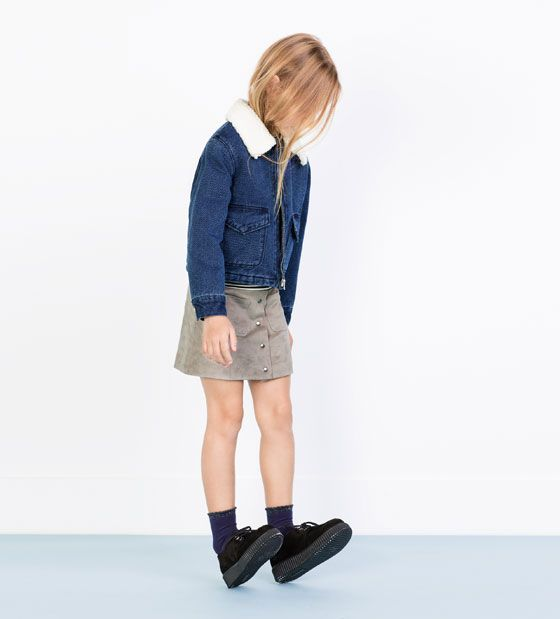 ZARA - KIDS - Denim jacket