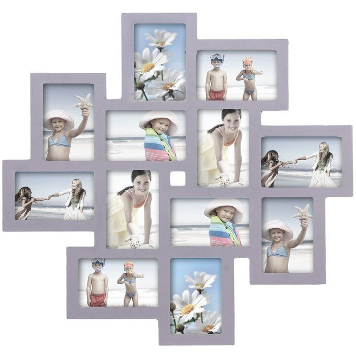 12 Opening Wall Collage Picture Frame | Collage picture frames ...