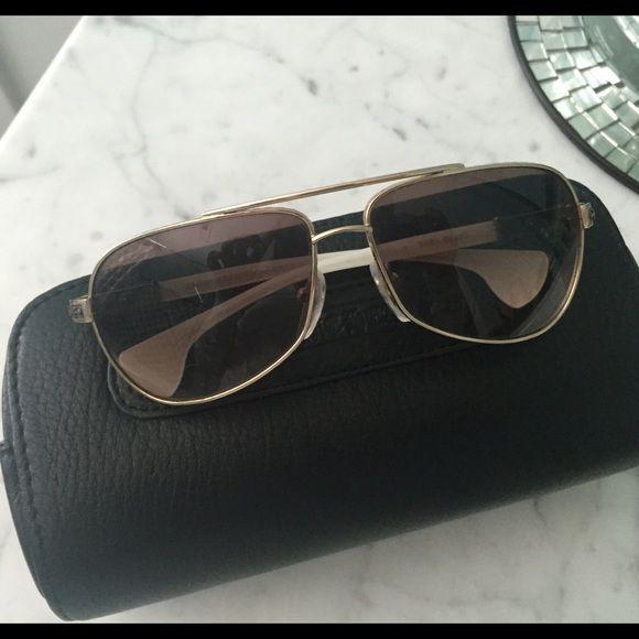 e8b35ae79f80 Authentic Chrome Heart aviator sunglasses 100% Authentic Chrome Hearts.  Baby Beast one of a
