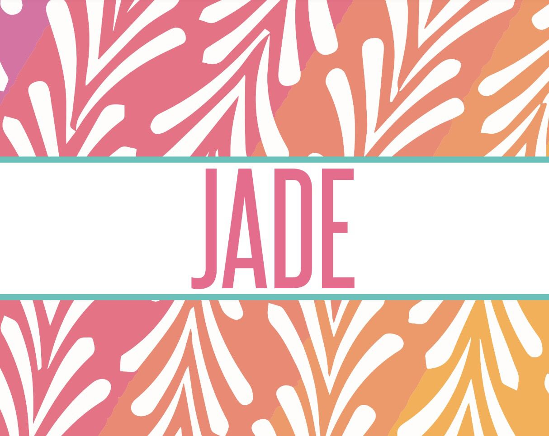 Jade www.lularoejilldomme.com