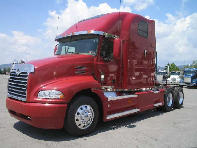 Mack Trucks For Sale >> Mack Trucks Used Tractor Truck W Sleeper Mack Vision