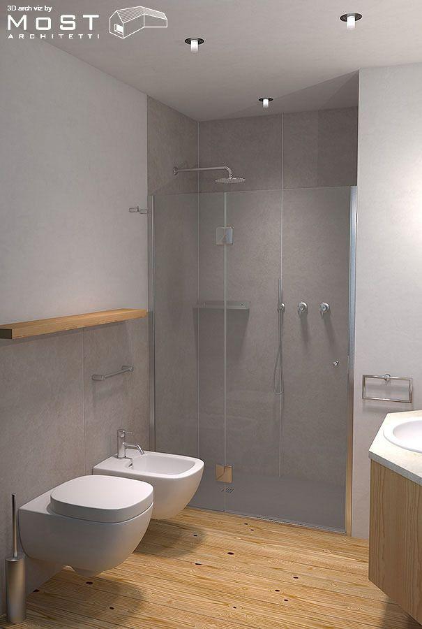 bagno in kerlite e ceramica - Cerca con Google   bathroom ...