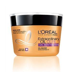 Oil Hair Mask L Oreal Paris Elvive 6 Oil Re Nourish Curl In 2021 Dry Hair Treatment Loreal Paris Hair Nourishing Shampoo