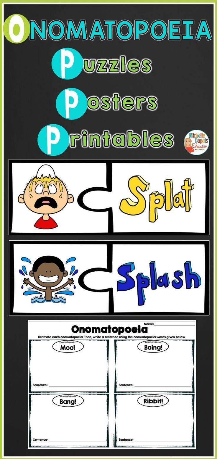 11 Best Onomatopoeia activities ideas   onomatopoeia activities [ 1551 x 736 Pixel ]