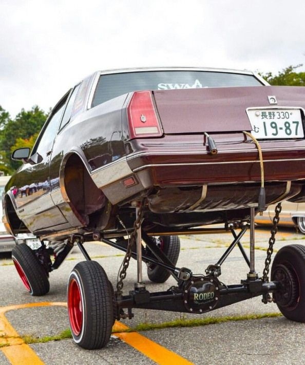 Photo of #hydrauliccars #hydraulic #cars #lowrider