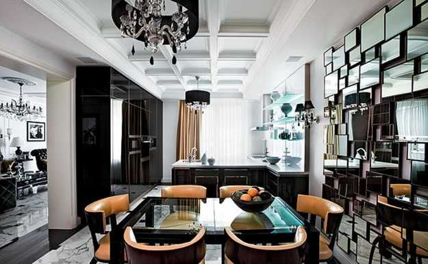 Black Color Elegance and Classic Style Create Gorgeous Masculine