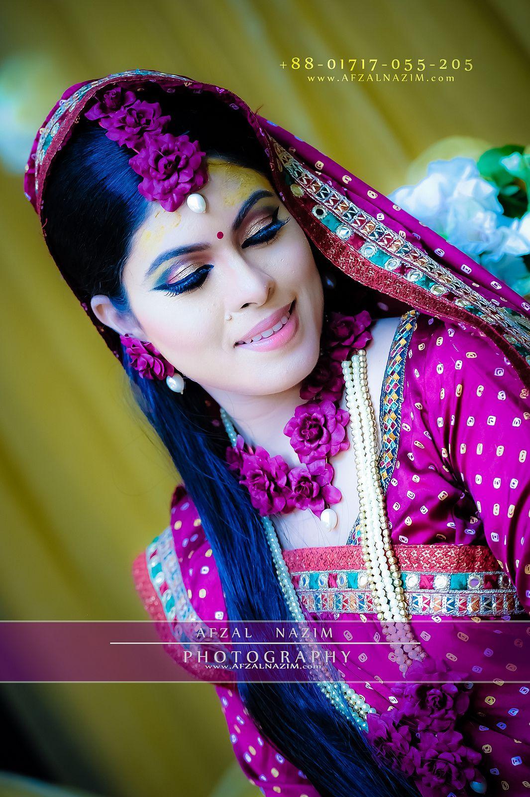 Bangladeshi Bride | Flickr - Photo Sharing! | beauty | Pinterest