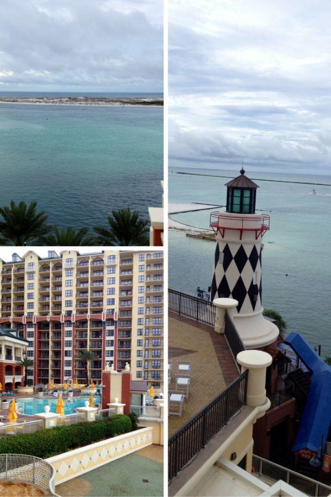 Emerald Grande at Harborwalk Village Destin FL ~ Easy Emerald Coasting Vacation