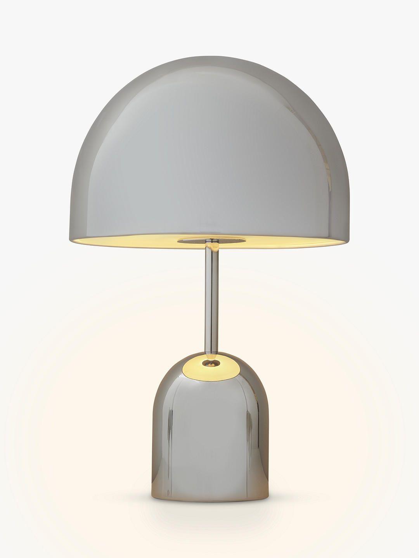 Tom Dixon Bell Table Lamp Steel Table Lamp Lamp Ambient Lighting