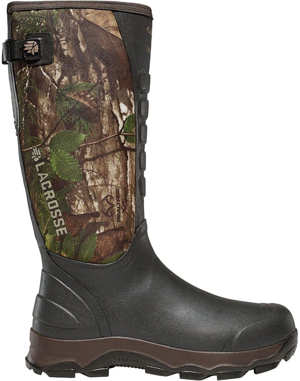Amazon Com Lacrosse Men S 4xalpha 16 Boots Brown 7 M Hunting Snake Boots Boots Hunting Boots