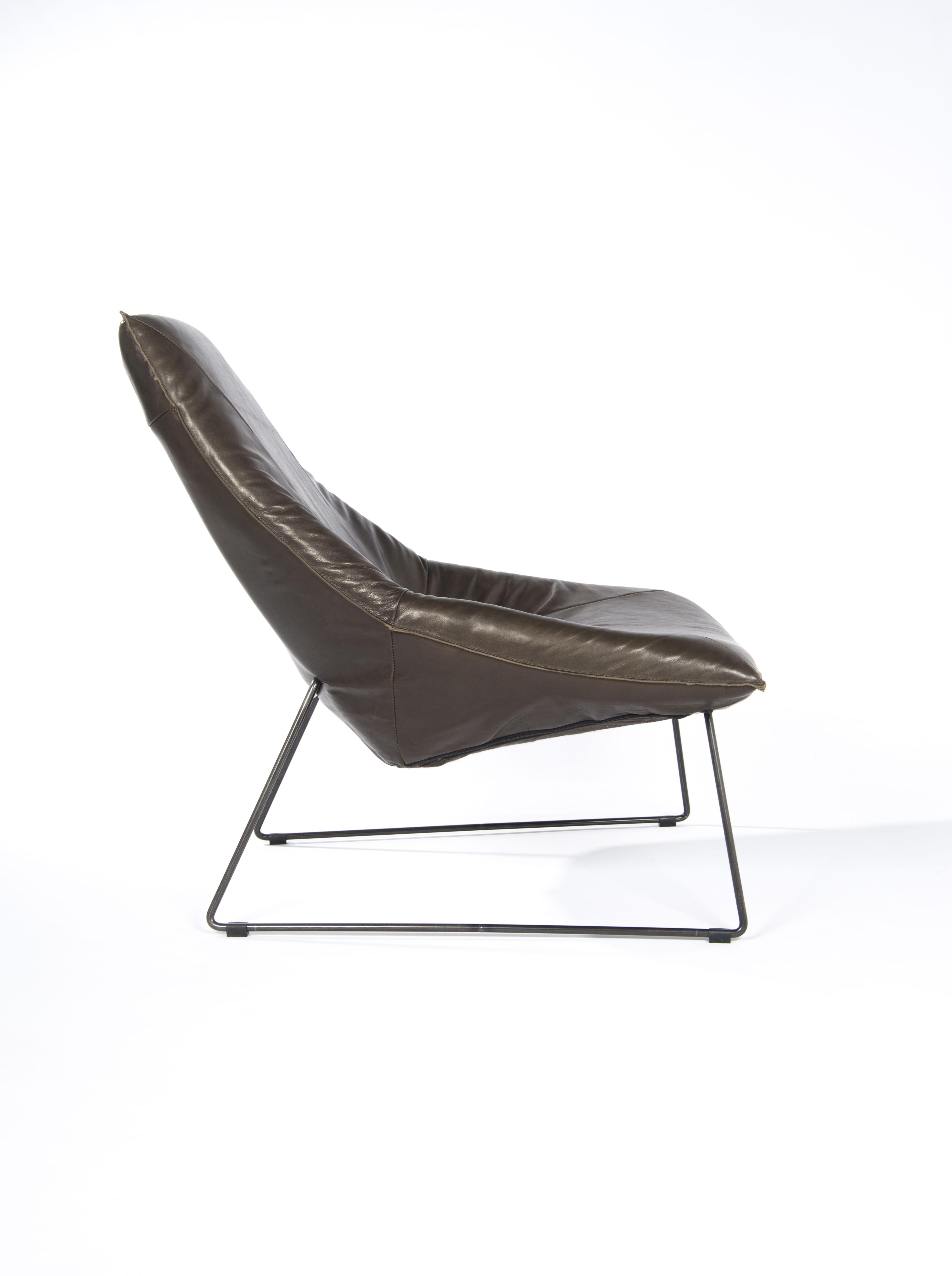 Peachy Neal Chair In Luxor Grey With 12 Mm Old Glory Frame Jess Creativecarmelina Interior Chair Design Creativecarmelinacom