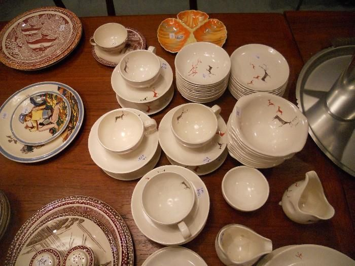 Viktor Schreckengost Primitive By Salem China Porcelain