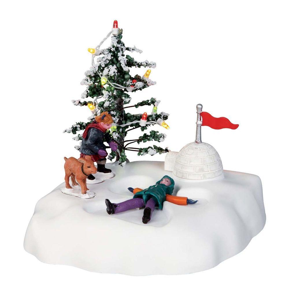 LEMAX CHRISTMAS VILLAGE \