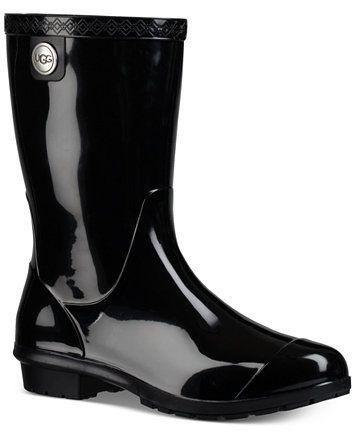 Image 1 of UGG® Women's Sienna Mid Calf Rain Boots