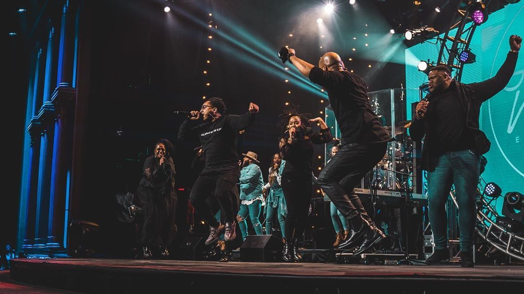 Jj Hairston On Instagram Praise Like You Ve Already Won Put Faith Behind Your Praise Our Praise Is Not Just An Action We Take Af In 2020 Victorious Postures Faith