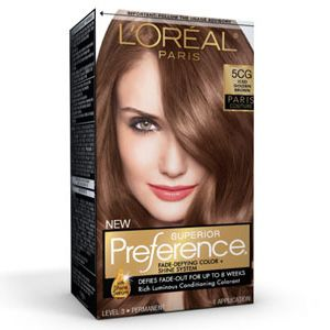 Superior Preference® Paris Couture™ Iced Golden Brown 5CG-LOVE ...