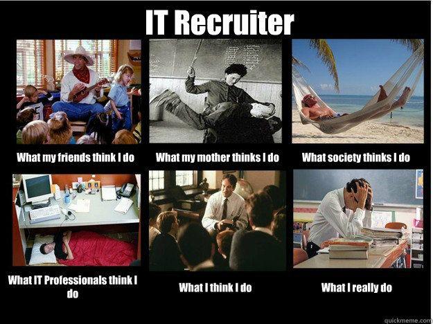 It Recruiter Meme Via Quickmeme Com Teaching Humor Teaching Memes Teacher Humor