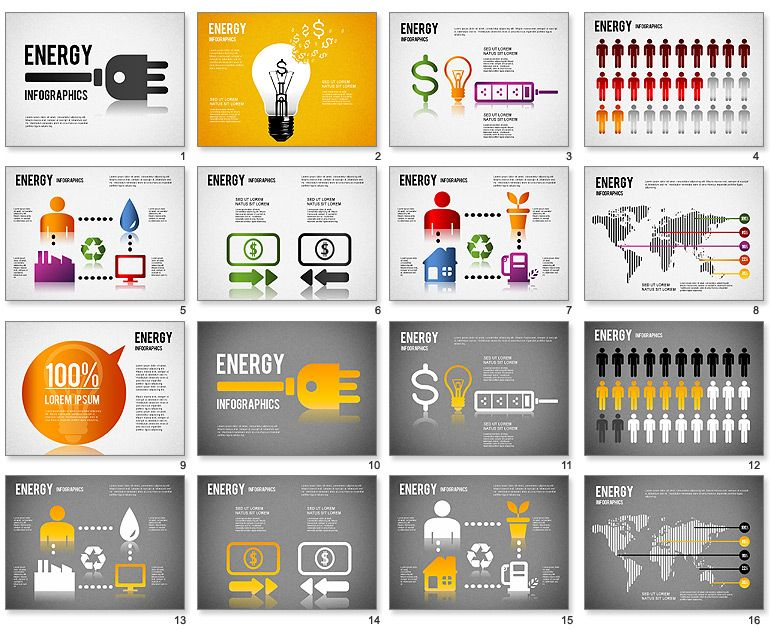 Infographic Templates Powerpoint 10 Best Images Of Infographic