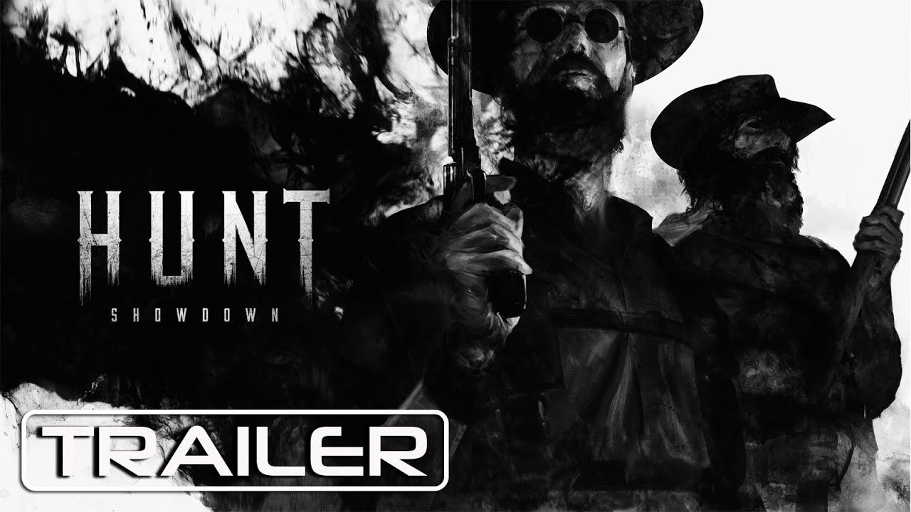 There Came A Darkness A Hunt Showdown Trailer 2021