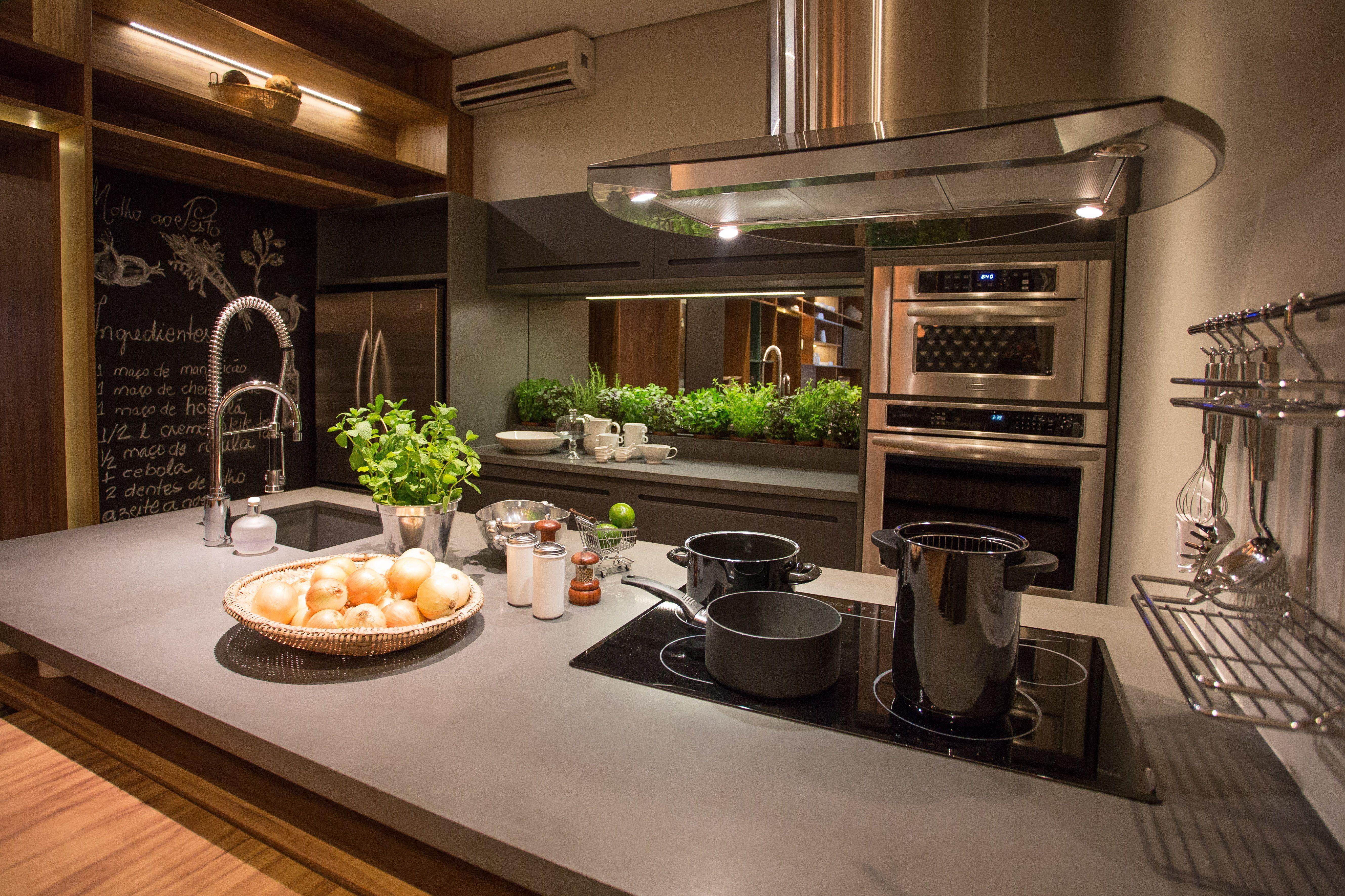 Cozinha Integrada Aposta Na Madeira E Em M Veis Multi So Kitchens
