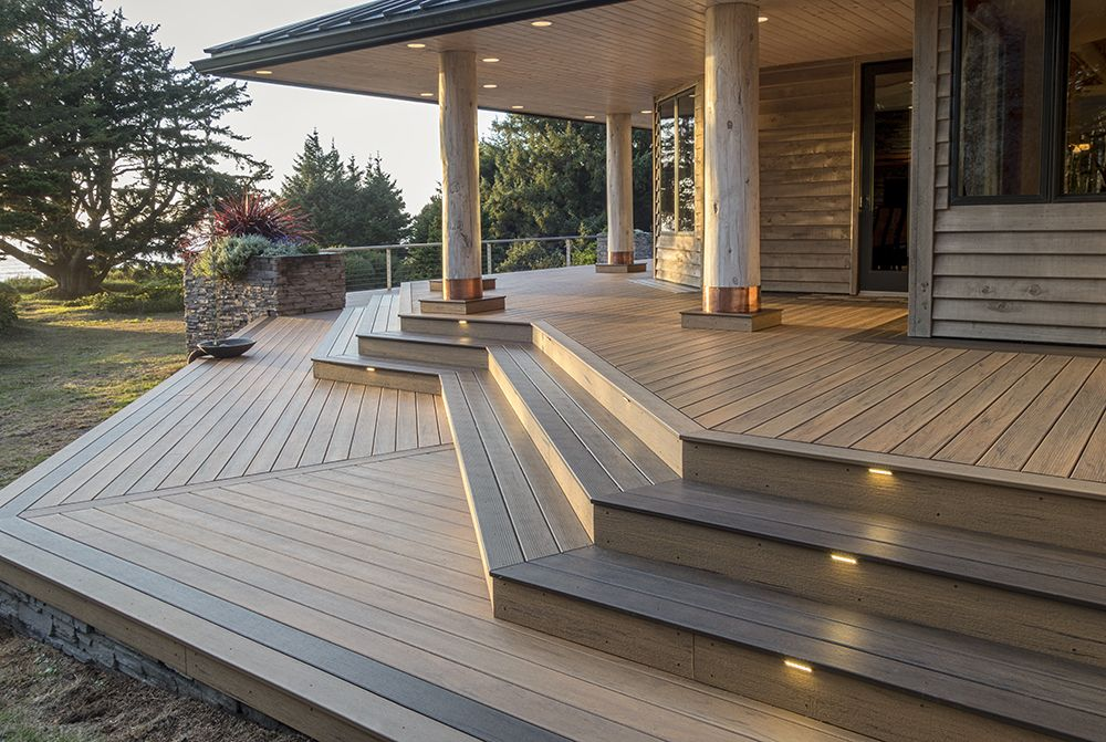 Deck Photos Designs Plans Timbertech