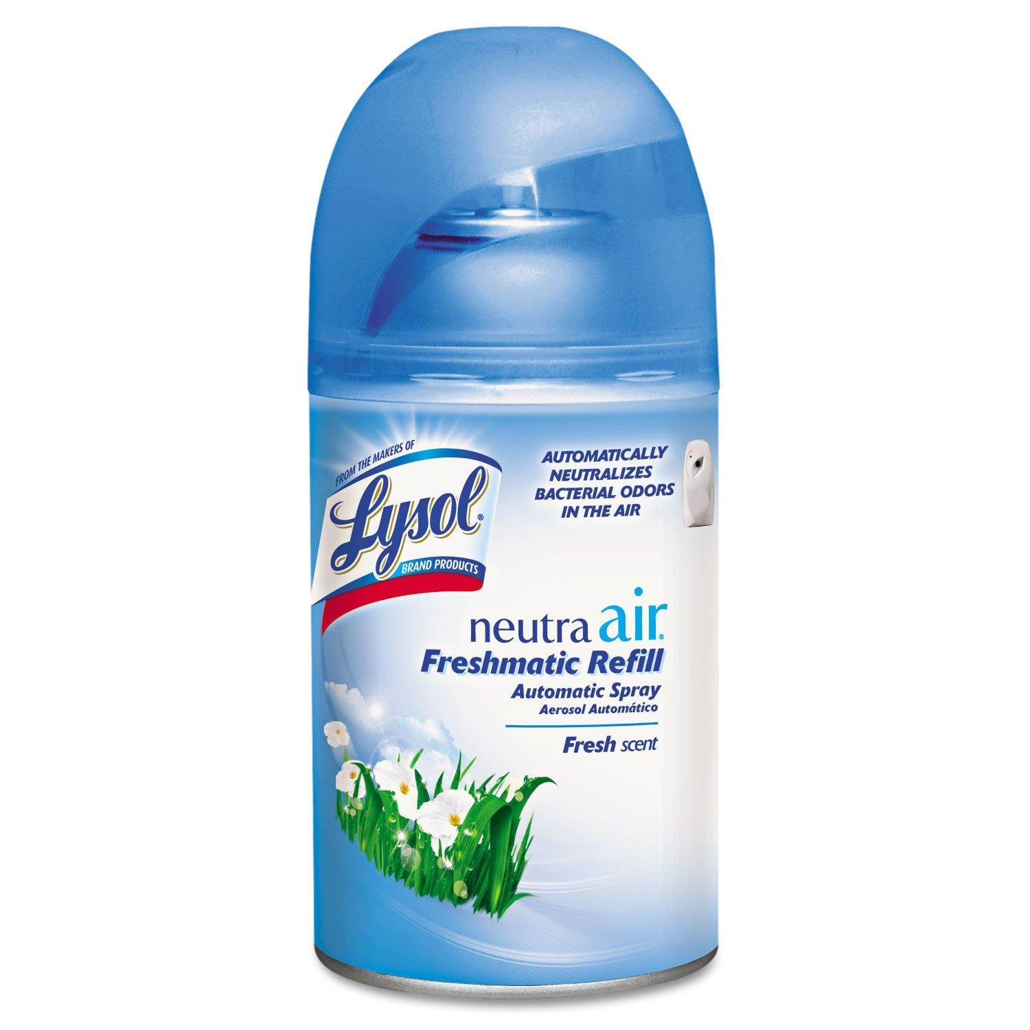 Lysol air freshener spray tide pure and clean