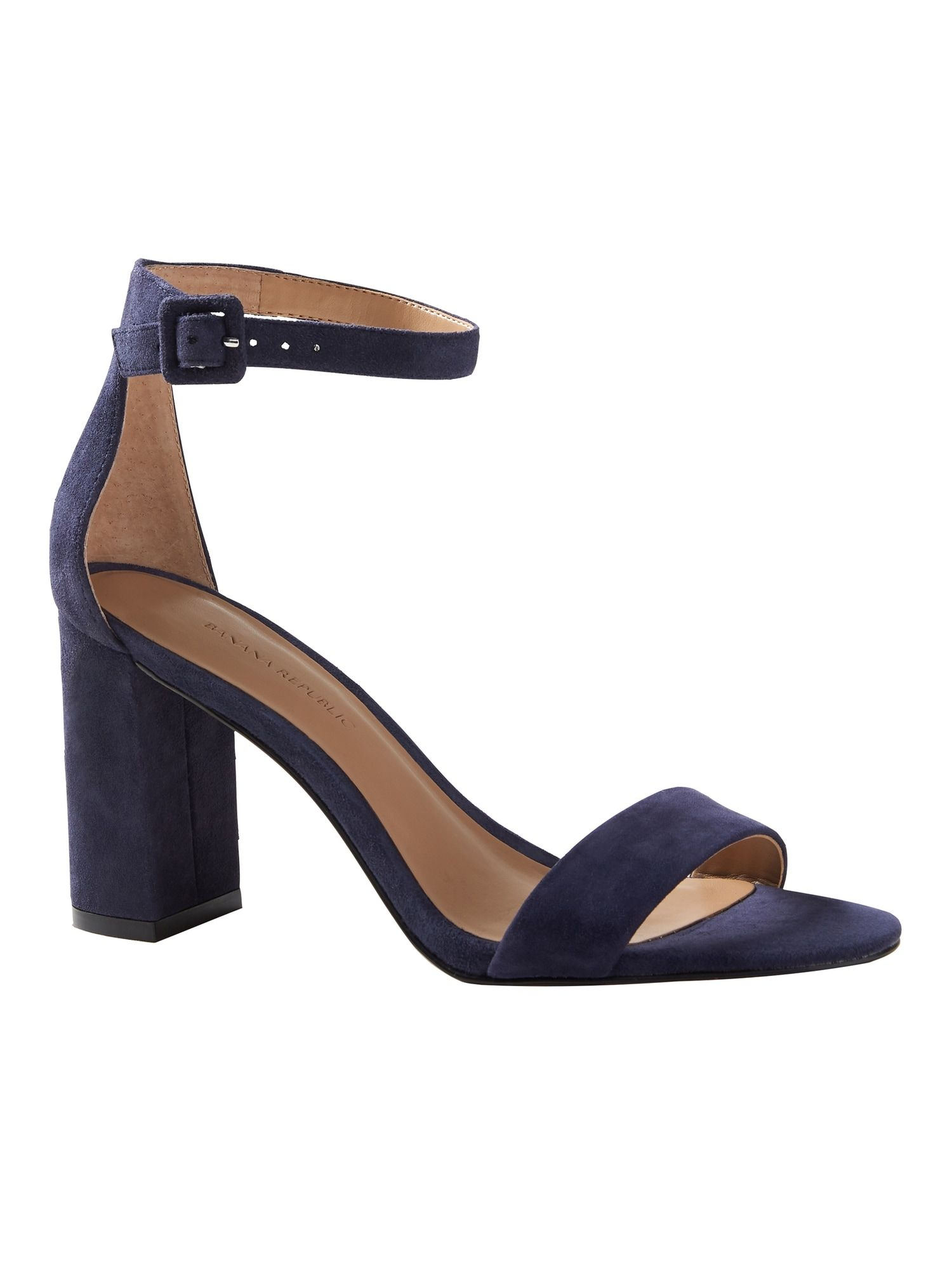 22++ Blue cake stand clear heel mules trends