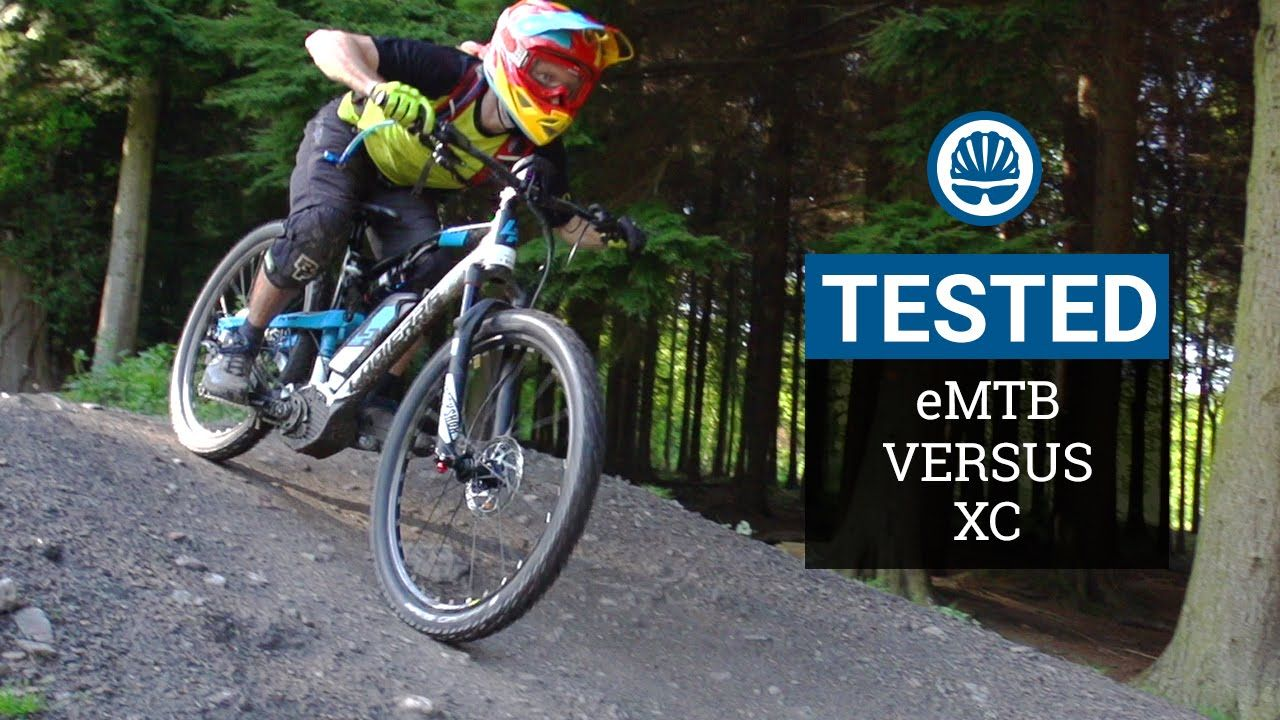 E Mtb Vs Xc Which Is Faster Bike Reviews Cross Country