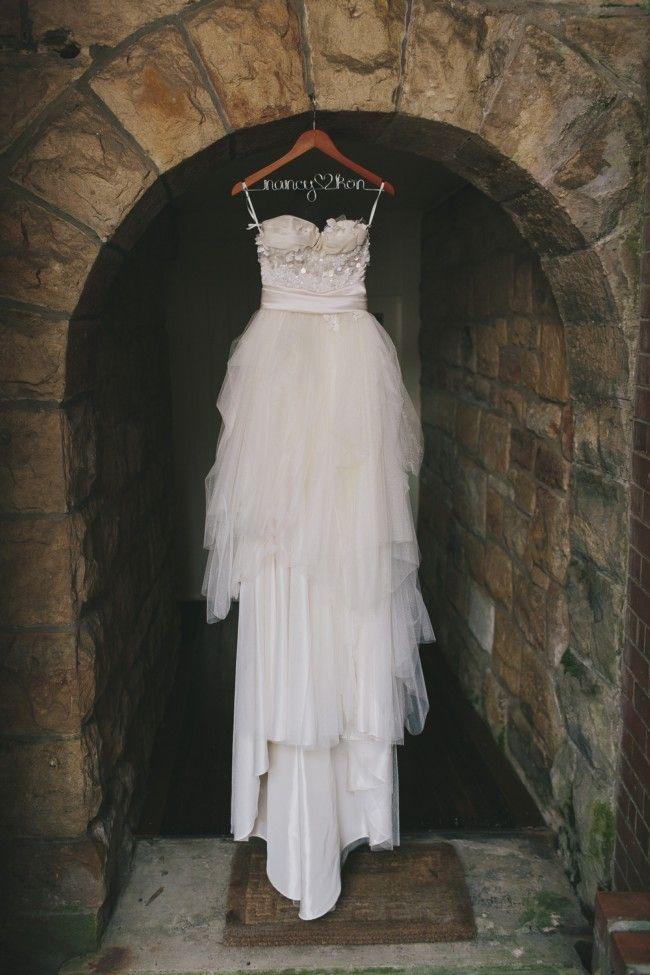 Pallas Couture Fantasia Wedding Dress Forest Wedding Theme