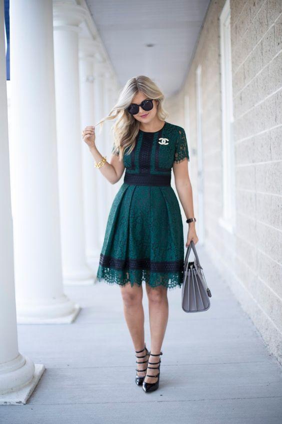 Eliza j blue dress from express