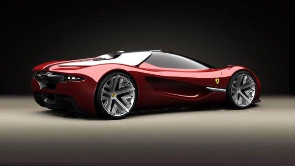 The Ferrari Xezri Concept 03 Supercars Concept Ferrari World