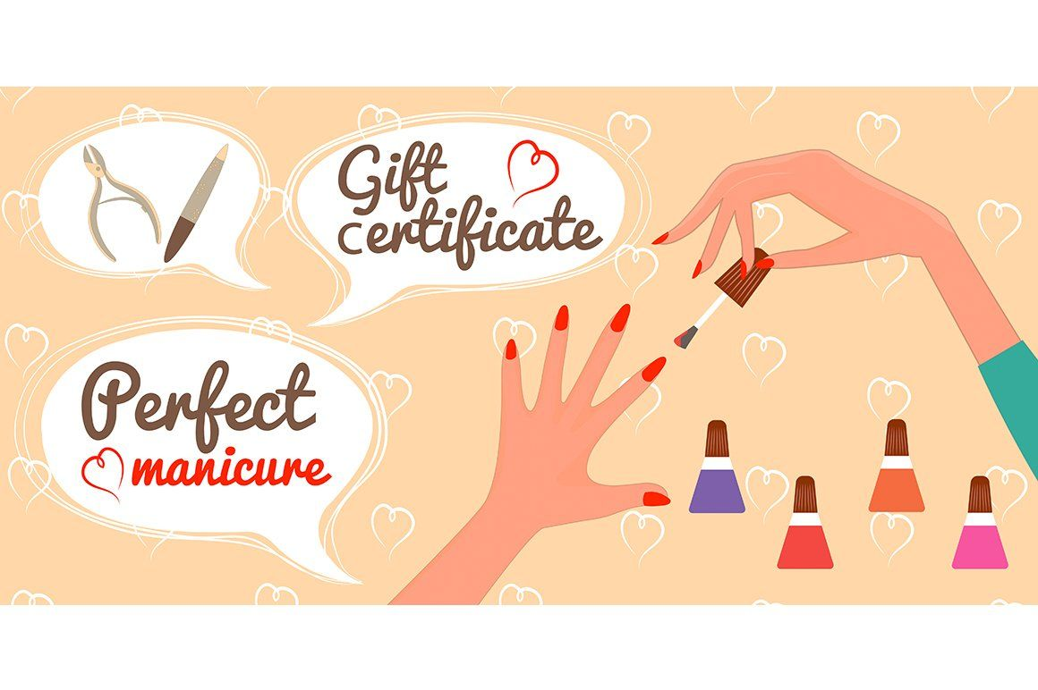Gift certificate perfect manicure by alisarut on