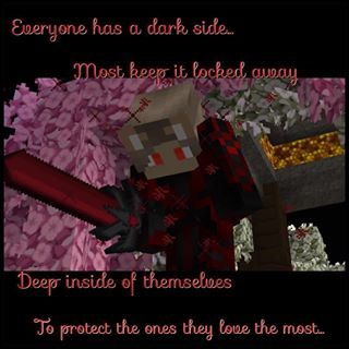Yes it's true. My dark side comes out when someone insults Aphmau or Stacyplays. I'm like SHUT UP BEFORE I END YOU
