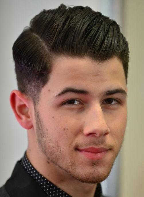 coiffure homme permanente
