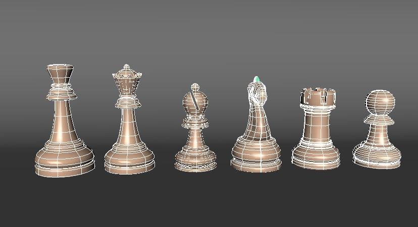 Chess Blueprints 3d Printing Google Search Chess Chess Board Chess Set