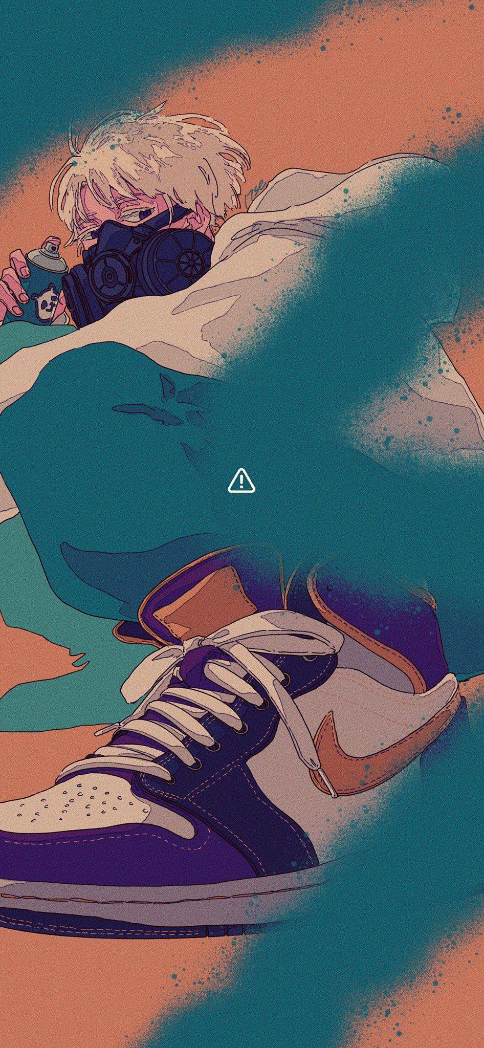 17瀬 On Twitter In 2021 Dark Anime Guys Anime Background Dark Anime 17 dark anime wallpaper