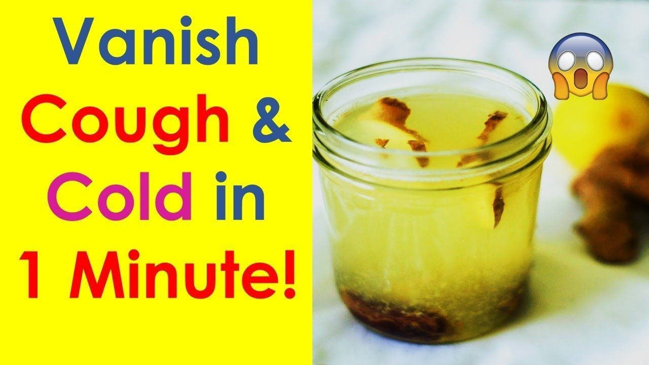 How To Get Rid Of A Cold Fast Without Medicine