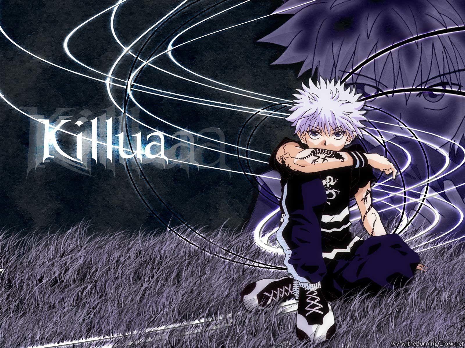 Killua Hd Wallpaper Anime Hunter X Hunter Killua Zoldyck 720p Wallpaper Hdwallpaper Desktop Anime Wallpaper Anime Anime Images Anime wallpaper hd killua