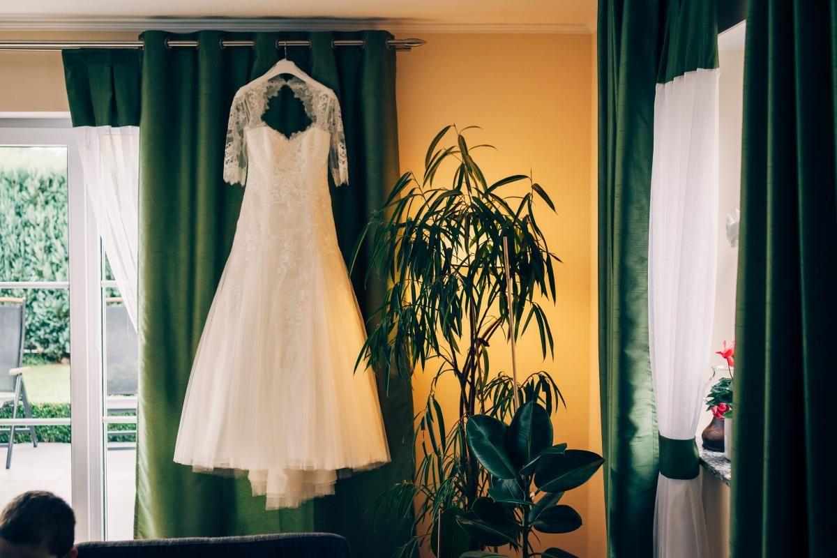 ♥ Hochzeitskleid von San Patrick ♥ Ansehen: https://www ...
