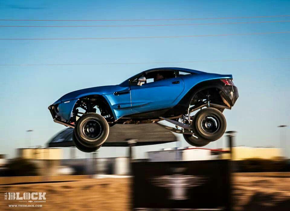 Wahoo! Local Motors Rally Fighter