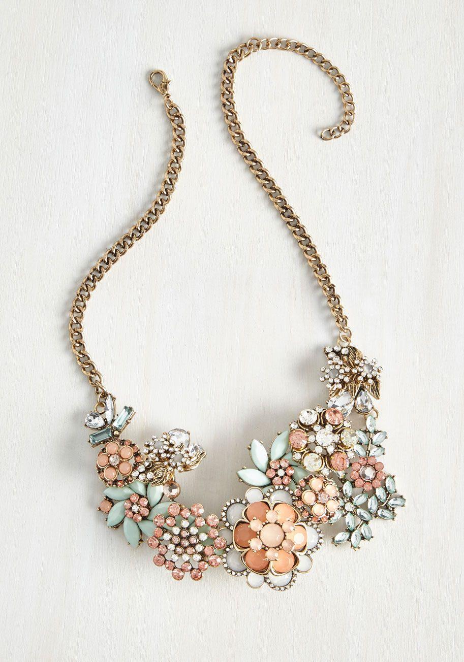 Special Occasion Accessories - Vow to Wow Necklace in Blush ...