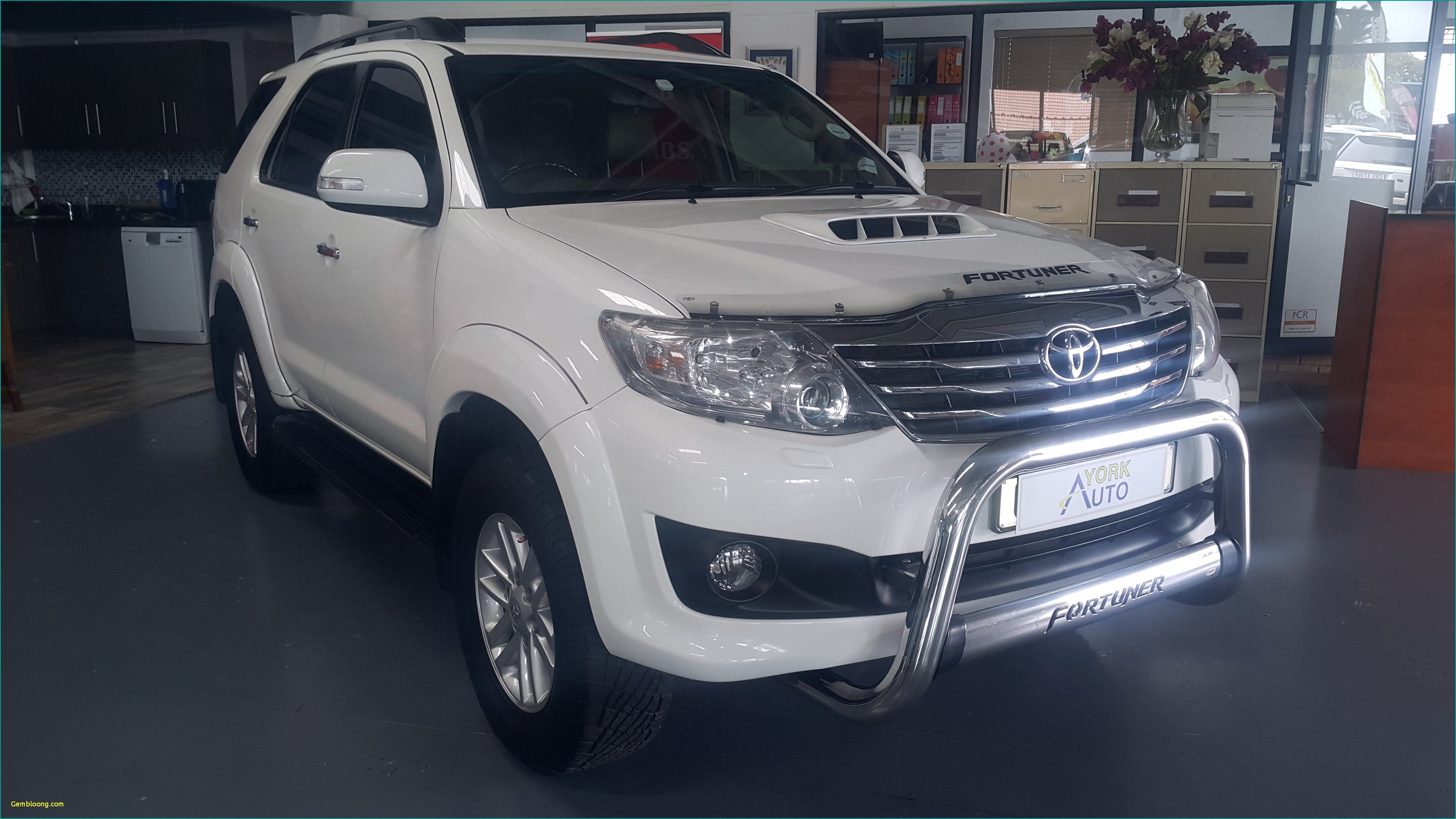 Modele 4 4 Luxe Toyota Fortuner 2018 Model Toyota 4 4 Suv Best
