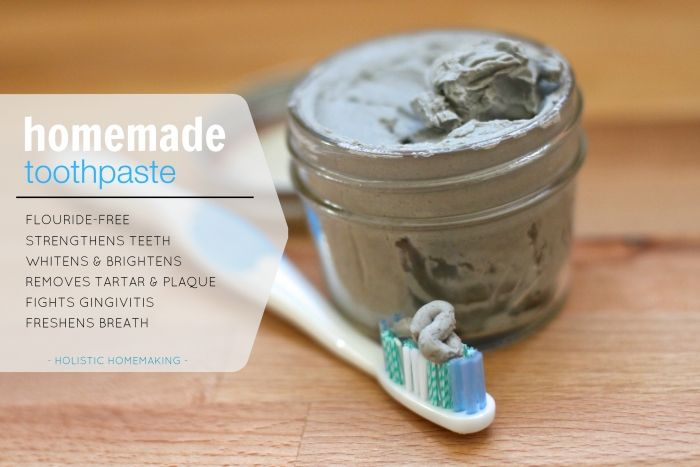 Homemade natural toothpaste that works crazy homemade - Keep toothpaste kitchen ...
