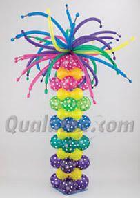 Wacky Balloon Column