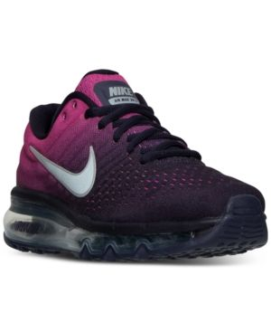 girls nike air max 2017 purple
