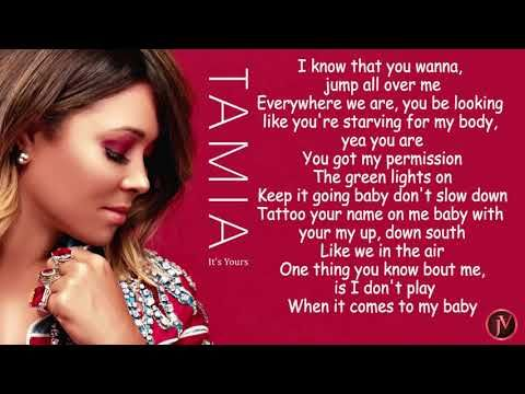 Give me you lyrics tamia