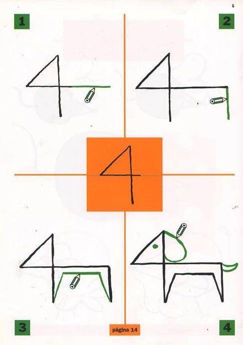 드로잉에 있는 hellolily님의 핀 | 간단한 그림, 수학, 1학년 수학