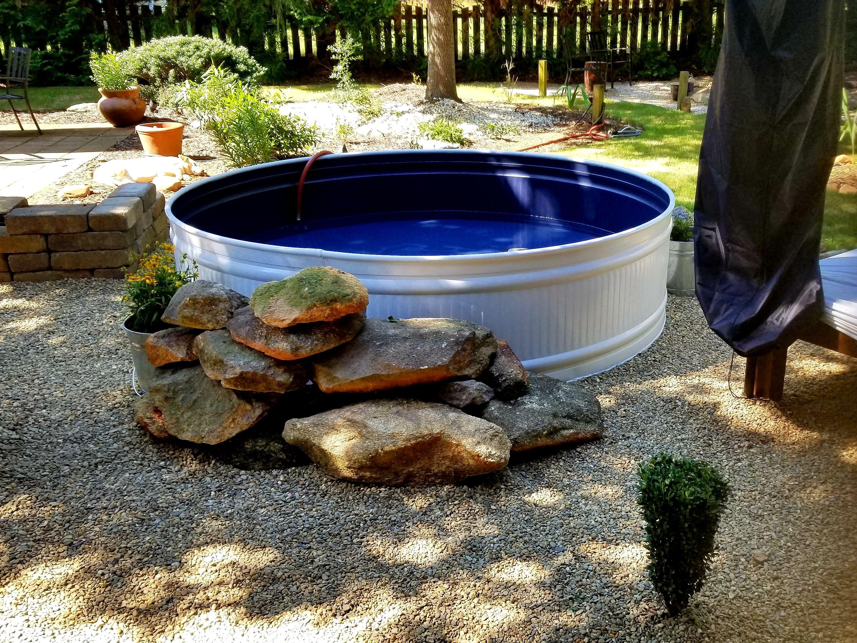 Stock Tank Pool Tank Pool Dog Pool Stock Tank Pool